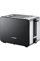 Bosch Sky TAT7203GB Black 2 Slice Toaster
