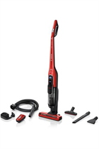 Bosch Athlet BCH86PETGB Red Cordless Vacuum Cleaner