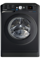 Indesit BDE861483XKUKN Black 8kg/6kg 1400 Spin Washer Dryer