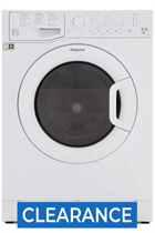Hotpoint FDEU8640P 8/6kg Washer Dryer