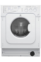 Indesit IWDE126UK 6/5kg Integrated Washer Dryer