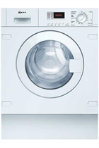 NEFF V6320X1GB Integrated White 7kg/4kg 1400 Spin Washer Dryer