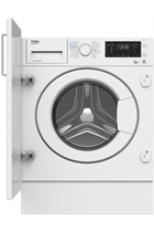 Beko WDIC7523002 7/5kg Built-In Washer Dryer