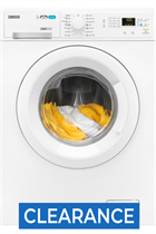 Zanussi ZWD71460NW White 7kg/4kg 1400 Spin Washer Dryer