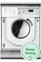 Indesit BIWMIL71252 Integrated White 7kg 1200 Spin Washing Machine