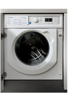 Indesit BIWMIL81284 Integrated White 8kg 1200 Spin Washing Machine