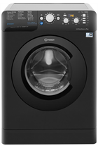Indesit Innex BWD71453KUK Black 7kg 1400 Spin Washing Machine