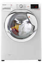 Hoover DXOC58AC3 White 8kg 1500 Spin Washing Machine