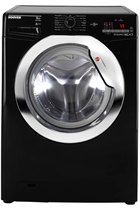 Hoover DXOC58C3B Black 8kg 1500 Spin Washing Machine