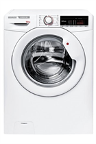 Hoover H3W4105TE White 10kg 1400 Spin Washing Machine