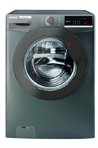 Hoover H3W58TGGE Graphite 8kg 1500 Spin Washing Machine