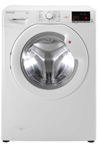 Hoover HL41472D3W White 7kg Slim Depth Washing Machine