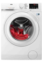 AEG L6FBI741N White 7kg 1400 Spin Washing Machine