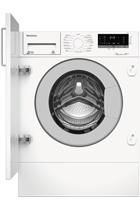 Blomberg LWI28441 Integrated White 8kg 1400 Spin Washing Machine