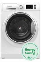Hotpoint NM11945WSAUKN White 9kg 1400 Spin Washing Machine