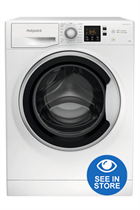Hotpoint NSWE963CWSUKN White 9kg 1600 Spin Washing Machine