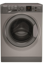 Hotpoint NSWF943CGG Graphite 9kg 1400 Spin Washing Machine