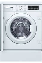 NEFF W544BX0GB Integrated White 8kg 1400 Spin Washing Machine