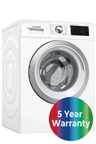 Bosch WAT286H0GB White 9kg 1400 Spin Washing Machine
