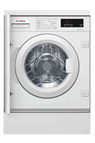 Bosch Serie 6 WIW28301GB Integrated White 8kg 1400 Spin Washing Machine