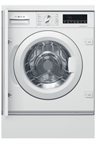 Bosch Serie 8 WIW28501GB Integrated White 8kg 1400 Spin Washing Machine