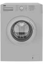 Beko WTG820M1S Silver 8kg Washing Machine