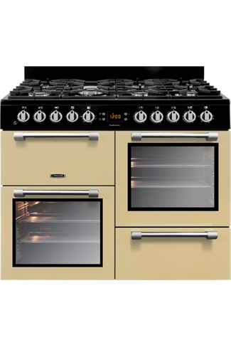 Leisure Cookmaster CK100F232C 100cm Cream Dual Fuel Range Cooker