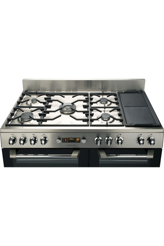 Leisure Cuisinemaster CS110F722X 110cm Stainless Steel Dual Fuel Range Cooker