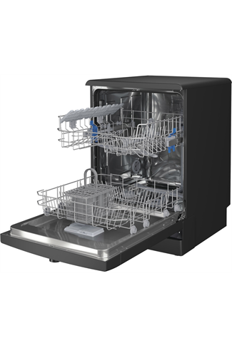 Indesit DFE1B19BUK Black 13 Place Settings Dishwasher