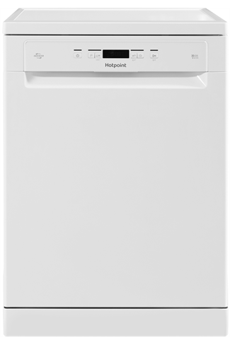 Hotpoint HFO3C23WF White 14 Place Settings Dishwasher