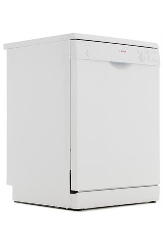 Bosch Serie 2 SMS24AW01G White 12 Place Settings Dishwasher