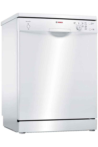 Bosch SMS24AWO1G White Dishwasher with 12 Place Settings