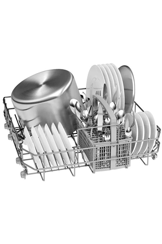 Bosch Serie 2 SMS25AW00G White 12 Place Settings Dishwasher