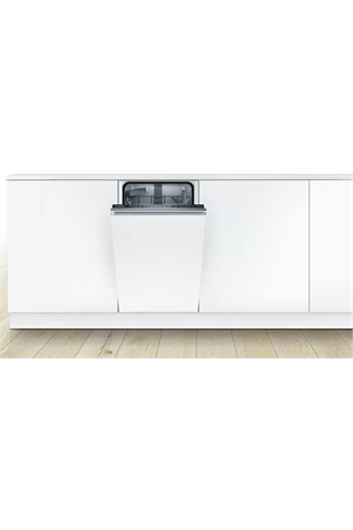 Bosch SPV25CX00G Integrated Black Slimline 9 Place Settings Dishwasher