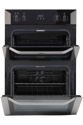 Belling BI90MF Stainless Steel Electric Double Oven