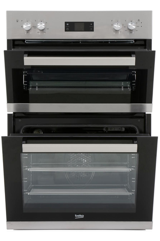 Beko CDF22309X Built-In Stainless Steel Double Oven
