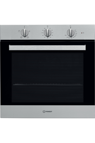 Indesit Aria IFW6230IXUK Stainless Steel Built-In Electric Single Oven