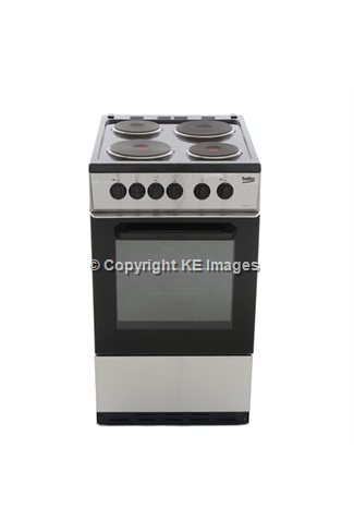 Beko BCSP50X Stainless Steel Electric Cooker