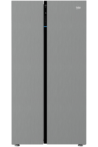 Beko ASGL142X American Fridge Freezer