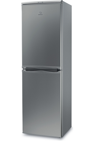 Indesit IBD5517SUK1 55cm Silver 50/50 Fridge Freezer