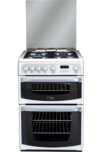 Cannon CH60GCIW Freestanding Gas Double Oven