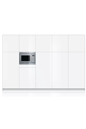 Bosch Serie 4 HMT75M551B Built-In Stainless Steel 800W 17L Microwave