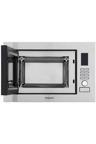 Hotpoint Newstyle MWH222.1X Built-In Stainless Steel 900W 24L Microwave with Grill