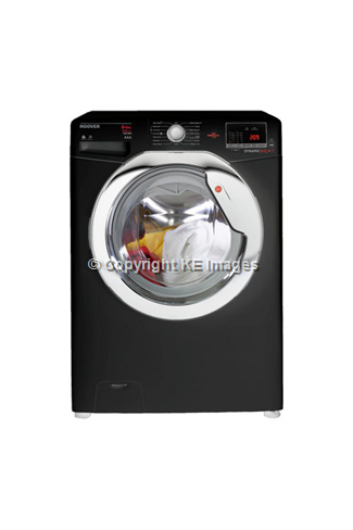 Hoover WDXOC485CB-80 8KG/5KG Black Washer Dryer
