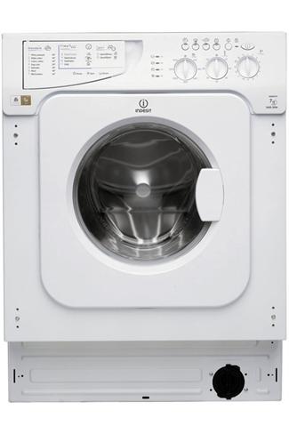 indesit iwme147 7kg built in washing machine kitchen economy. Black Bedroom Furniture Sets. Home Design Ideas