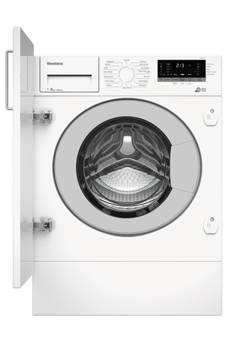 Blomberg LWI284410 Integrated White 8kg 1400 Spin Washing Machine