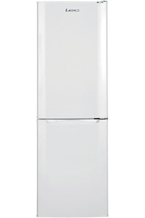 lec tf50152w 50cm wide fridge freezer with a 3 year. Black Bedroom Furniture Sets. Home Design Ideas