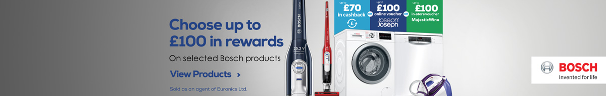 Choose Your Reward with Bosch