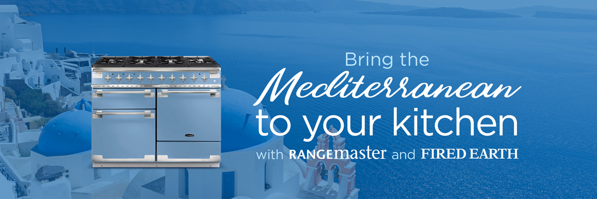Rangemaster & Fired Earth Summer Promotion