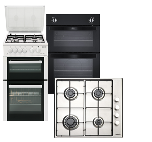 Gas Cookers, Hobs and Ovens Installation